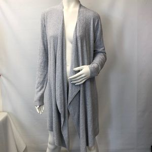 NWT Barefoot Dreams Calypso Cardigan Sweater Wrap